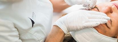 3d microblading populär skönhetsbehandling
