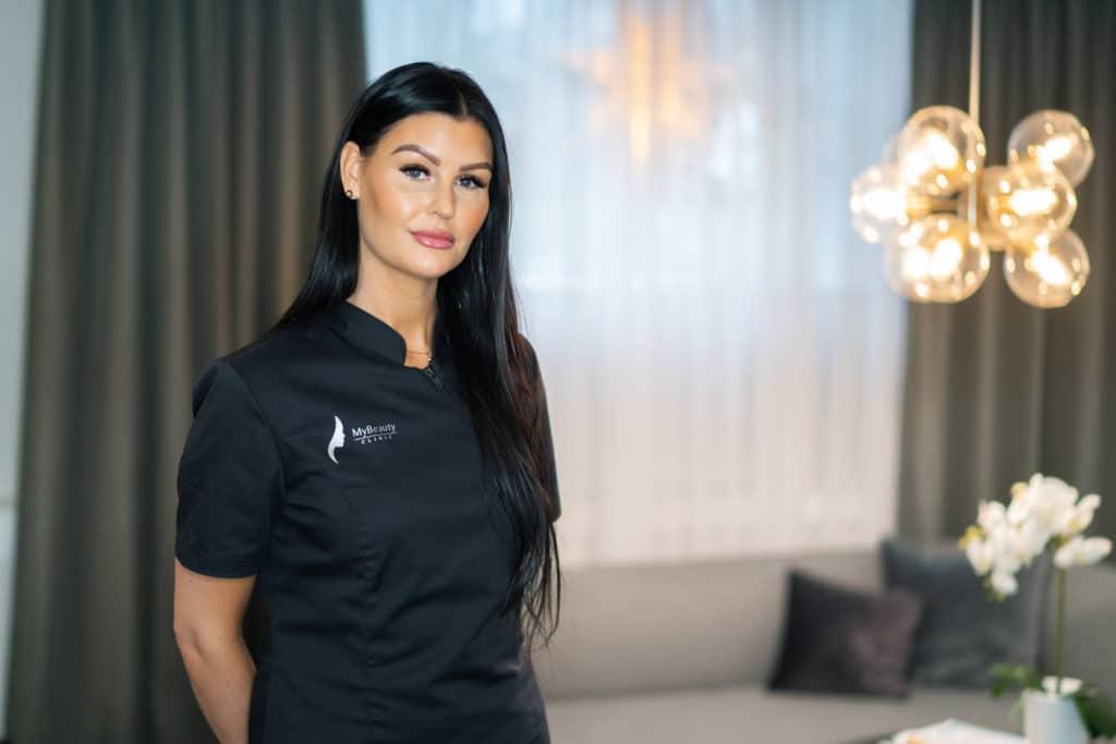 Emelie Gustafsson Klinik-koordinator i Göteborg