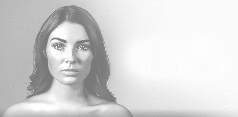 försäkring folksam mybeauty clinic kvinna modell