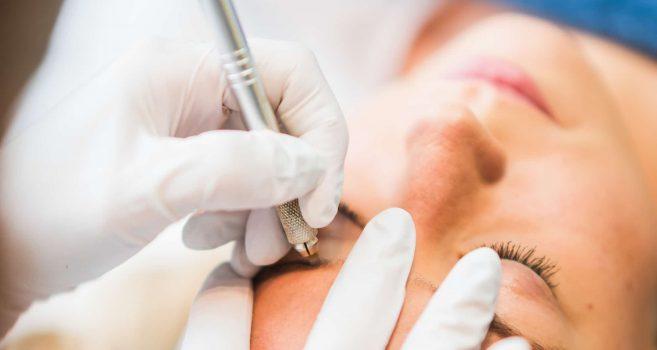 3d microblading behandling