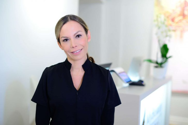 Coralie Hamilton – Hudterapeut på MyBeauty Clinic Stockholm