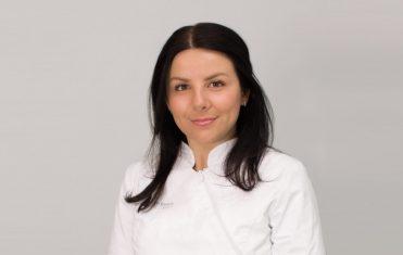 Egzona Cejku - legitimerad specialistsjuksköterska och injektionsbehandlare på MyBeauty Clinic