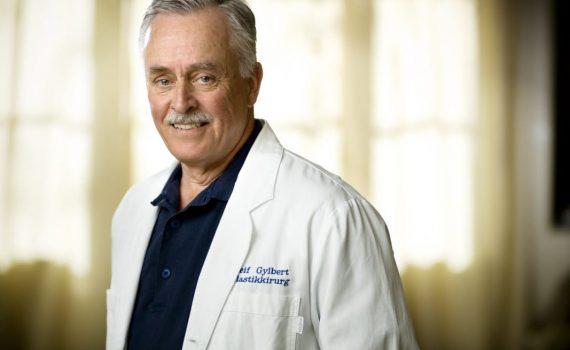 plastikkirurgen dr. leif gylbert
